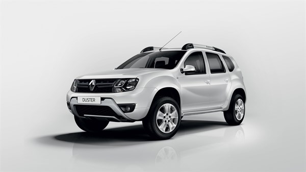 Colores Renault Duster 2017